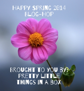 Happy Spring Blog Hop