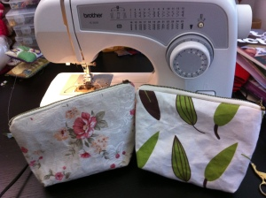 Cosmetic Pouch 2